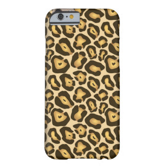 Leopard Animal Print Barely There iPhone 6 Case