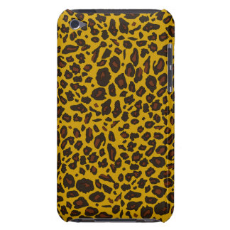Leopard Animal Print iPod Touch Case-Mate Case