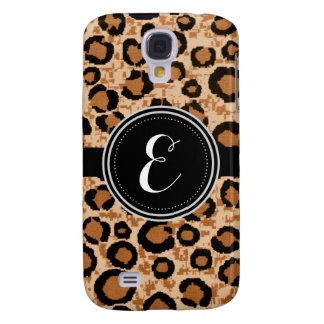 Leopard Animal Print Personalized Case