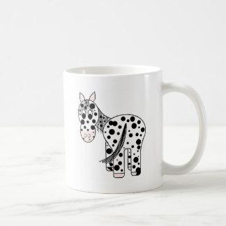 Leopard Appaloosa Basic White Mug