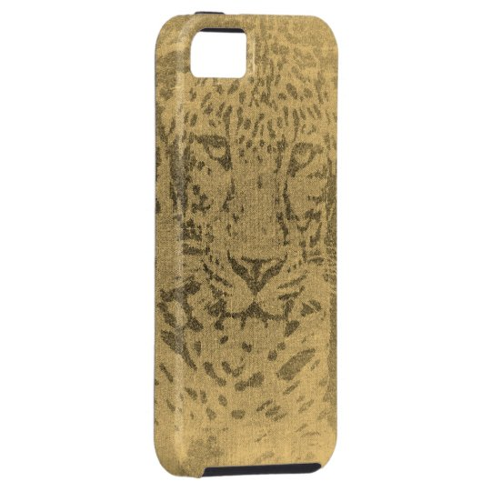 Leopard Art iPhone 5 Cases