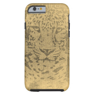 Leopard Art Tough iPhone 6 Case