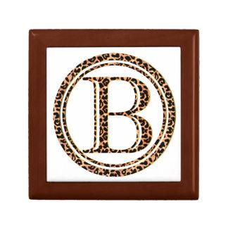 leopard B Gift Box