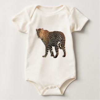 Leopard Baby Bodysuit