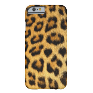 Leopard Barely There iPhone 6 Case