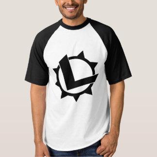 Leopard Baseball T Shirt