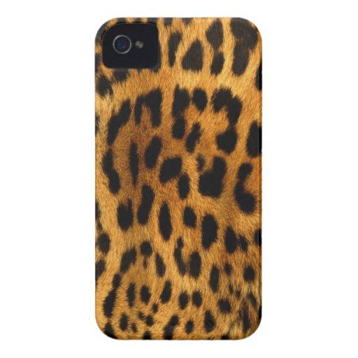 Leopard Body Fur Skin BlackBerry Bold Case Cover