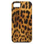 Leopard Body Fur Skin Case Cover iPhone 5 Cover