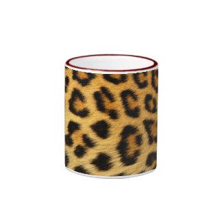 Leopard Brown Mug