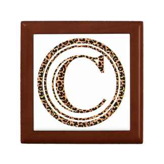 leopard C Gift Box