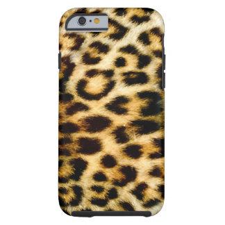 Leopard  tough iPhone 6 case