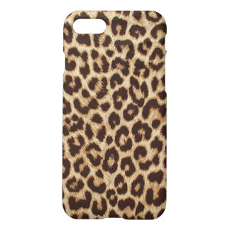 Leopard Case Savvy Matte Finish iPhone 7 Case