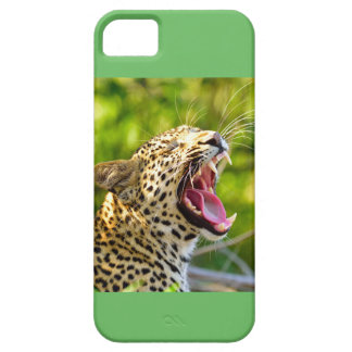 Leopard Cell phone case
