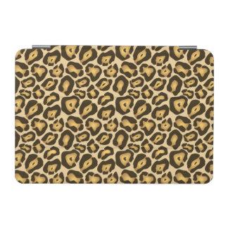 Leopard Cheetah Brown Animal Print Pattern iPad Mini Cover