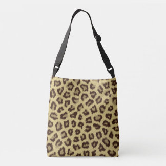 Leopard / Cheetah Print Crossbody Bag