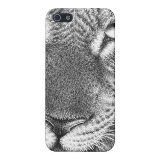 Leopard Cover For iPhone 5/5S