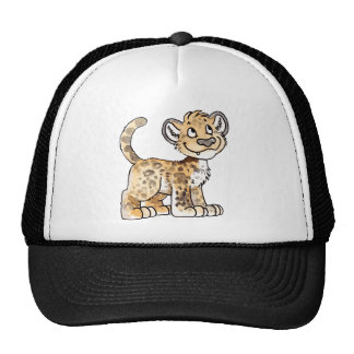 Leopard Cub Hat