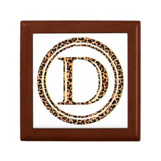 leopard D Gift Box