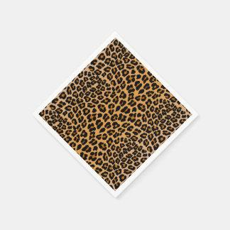 Leopard Disposable Napkin