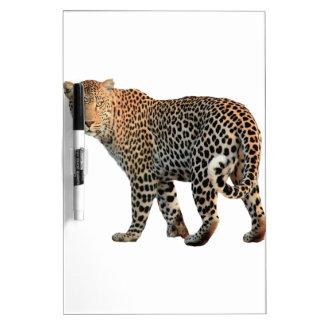 Leopard Dry Erase Board