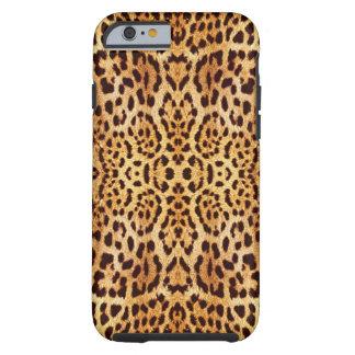 leopard elegant fur tough iPhone 6 case