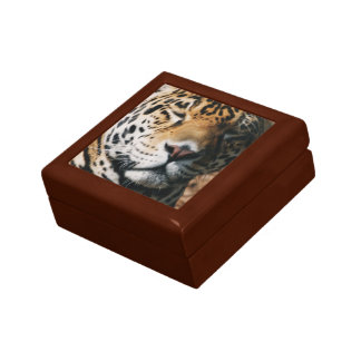 leopard face gift box