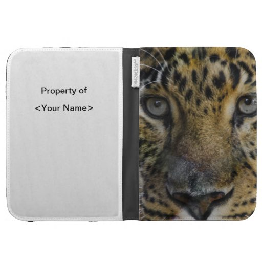 Leopard Face of Hunger Kindle Cover