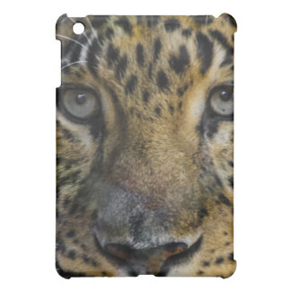 Leopard Face of Hunger Case For The iPad Mini
