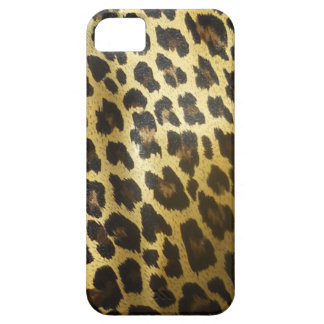 Leopard Fur Animal Print iPhone 5 Cover