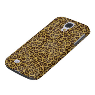 Leopard Fur Galaxy S4 Case
