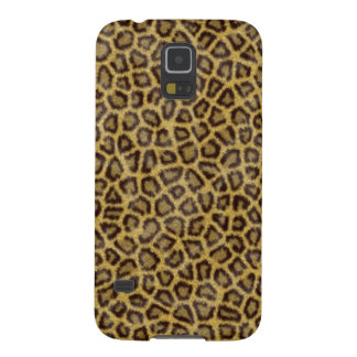 Leopard Fur Galaxy S5 Cases