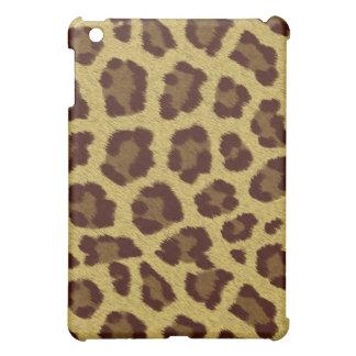 Leopard fur iPad mini cases