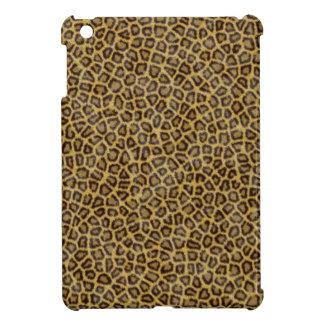 Leopard Fur iPad Mini Cover