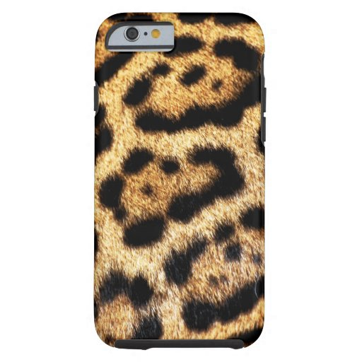 Leopard Fur Look iPhone 6 Case
