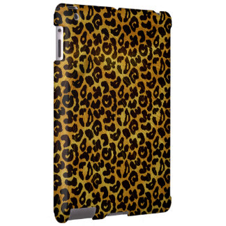 Leopard Fur Print Animal Pattern iPad Case