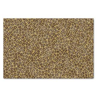 Leopard Fur Tissue Paper