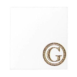 leopard G Notepad
