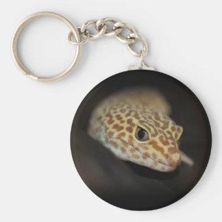 Leopard Gecko Keychain