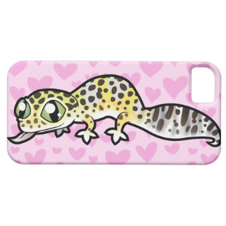 Leopard Gecko Love iPhone 5 Cover