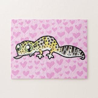 Leopard Gecko Love Puzzle