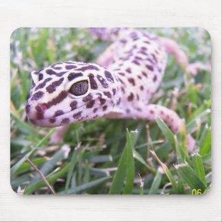 Leopard Gecko Mouse Mat