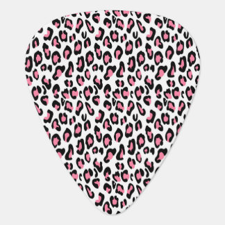 Leopard Guitar Pick