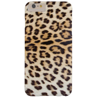 Leopard hair barely there iPhone 6 plus case