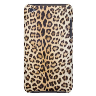 Leopard hair iPod touch Case-Mate case