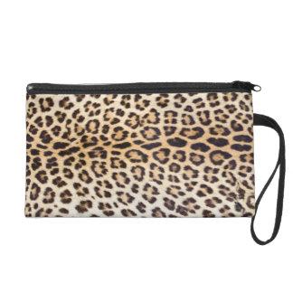 Leopard hair wristlets