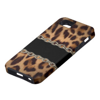 Leopard illusion iPhone 5 casemate Valxart.com iPhone 5 Cover