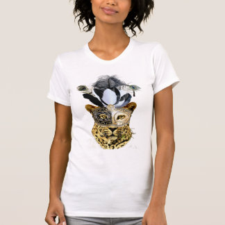 Leopard in Mask T-Shirt