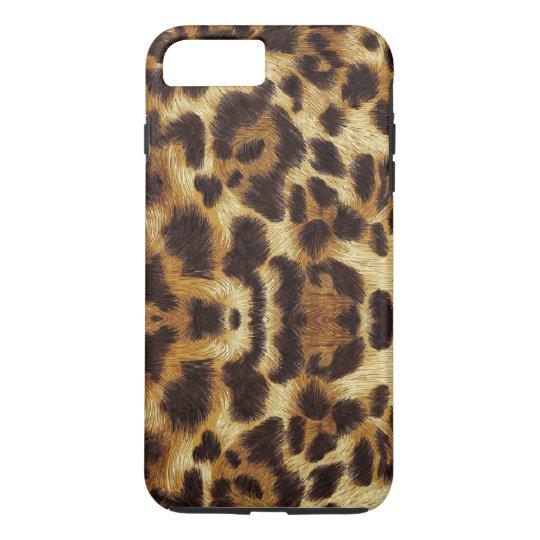 Leopard iPhone 8 Plus/7 Plus Case