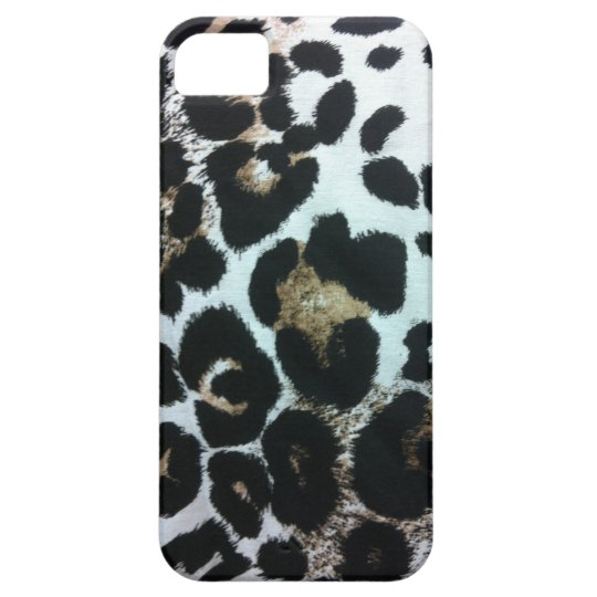 Leopard iPhone SE +iPhone 5/5S, Barely There iPhone