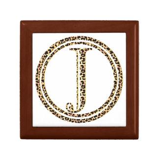 Leopard J Gift Box